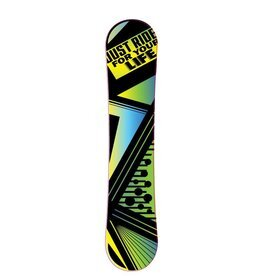 Ride for your life snowboard Sticker