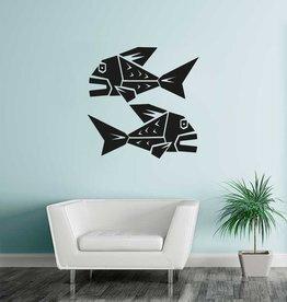 Vissen sterrenbeeld sticker