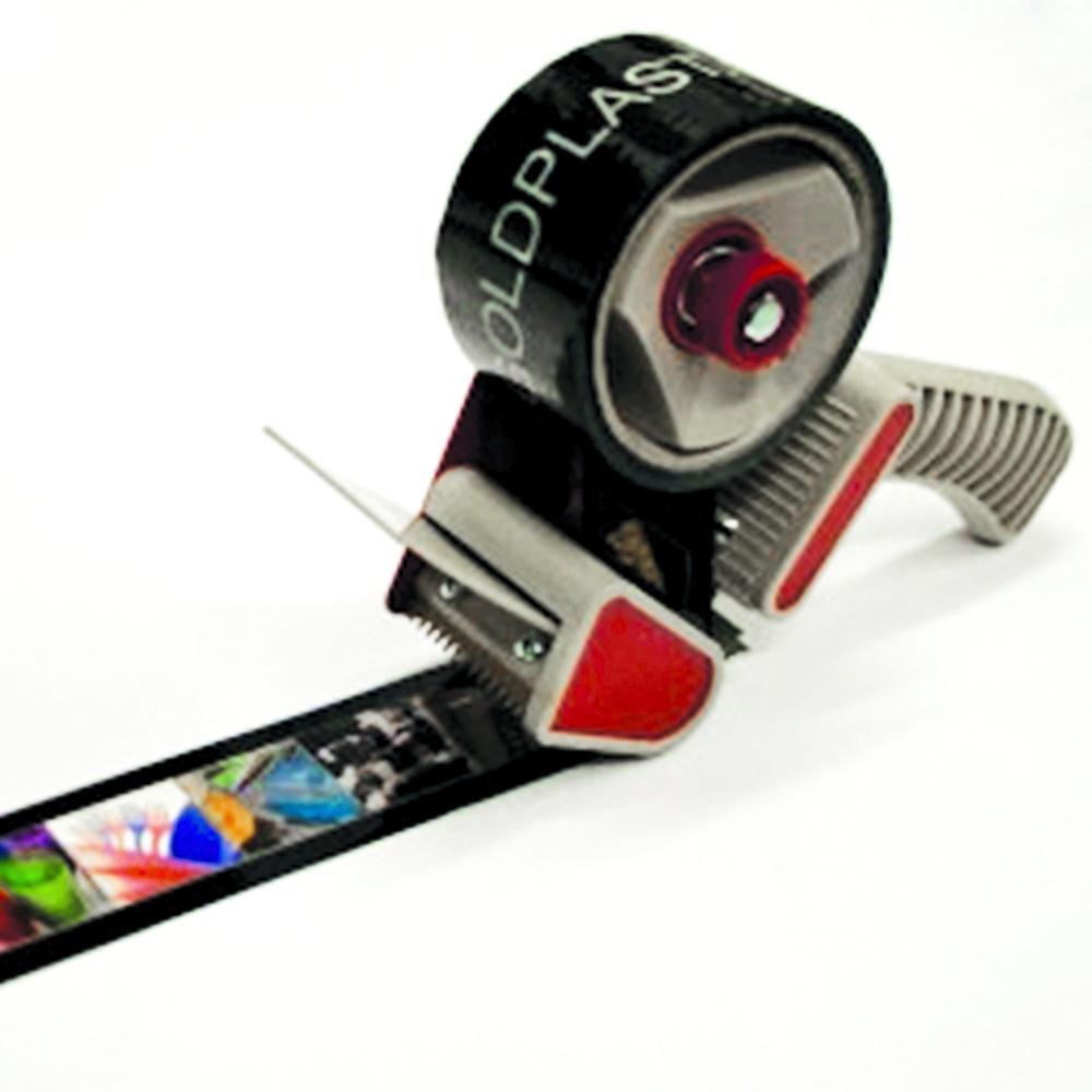 Taśma PVC z nadrukiem 50 mm